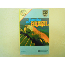 Samba Do Brasil Casette Varios Artistas