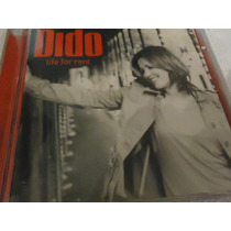 Cd Dido Life For Rent Impecable