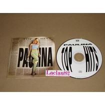 Paulina Rubio Top Hits 2000 Emi Cd