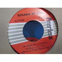 Rosario De Alba Lote De Sencillos