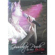 Guadalupe Pineda - La Voz En Vivo Dvd & Cd Vol 1