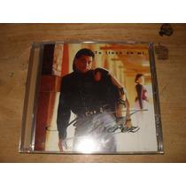 Jay Perez Cd Te Llevo En Mi Tejano Importado Sony Latin 1993
