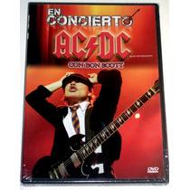 Dvd Ac/dc En Concierto Con Bon Scott!! Au1