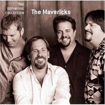 The Mavericks The Definitive Collection Cd Senvo Ed 2004 Usa