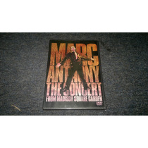 Dvd Mark Anthony Concert Madison En Formato Dvd,checalo