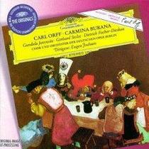Carl Orff Carmina Burana Jochum Cd Envio Gratis Opera Op4