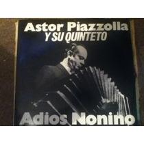 Disco Acetato De: Astor Piazzolla