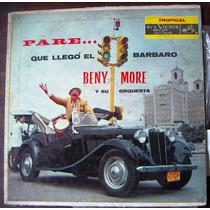 Afroantillana, Beny More Y Su Orquesta, Lp 12´ Dvn