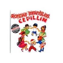 Cd Infantil De Cepillin:rondas Infantiles 2002