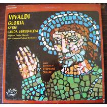 Clasica, Antonio Vivaldi, Gloria, Kyrie, Lauda Jerusalem, Lp