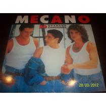 Mecano 20 Grandes Canciones Vinyl Two Lp Set 1989 Cbs España