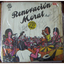 Rock Mex, Three Souls In My Mind, Renovacion Moral, Lp 12´,