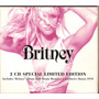 Britney Spears Special Limited Edition Cd/dvd/poster Bvf