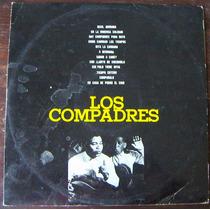 Afroantillana. Los Compadres Lp12´,dpa Hecho En Cuba