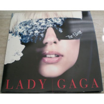 Lady Gaga The Fame Lp Doble+dvd The Monster Ball Tour Hbo Sp