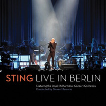Sting Live In Berlin Dvd+cd Nuevo Cerrado Nacional