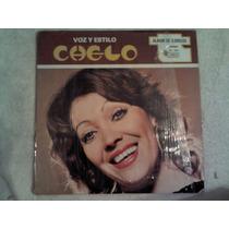 Excelente Disco Acetato De: Voz Y Estilo Chelo 3 Discos