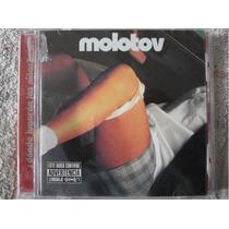 Molotov / Cd Musica Album Donde Jugaran Las Niñas