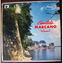 Afroantillana.cuarteto Marcano ( Vol. 2 ) Hecho En Usa.dvn