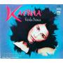 Karina Fiesta Brava Cd Sencillo Raro 1998