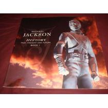 Michael Jackson Libro Importado Raro 1995