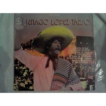 Disco Acetato De: Ignacio Lopez Tarso