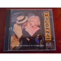 Madonna I´m Breathless Cd Importado Pelicula Dick Tracy 1990