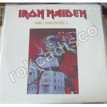 Heavy Metal, Iron Maiden (bbc Archive 1) Fotodisco 12´,