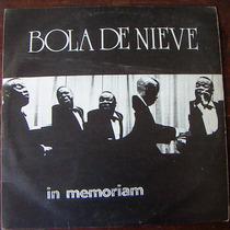 Afroantillana.bola De Nieve .( In Memoriam ) Lp12´,
