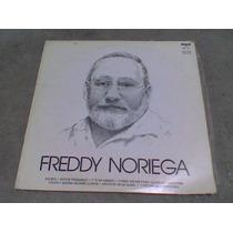 Disco Lp Grande De Freddy Noriega
