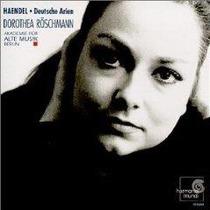Dorothea Roschmann Handel Arias Cd Opera Envio Gratis Sp0