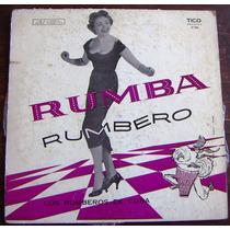 Afroantillana, Los Rumberos De Cuba, Rumba Rumbero Lp 12´