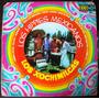 Rock Mexicano, Los Xochimilcas, Los Hippies Mexicanos,lp 12´