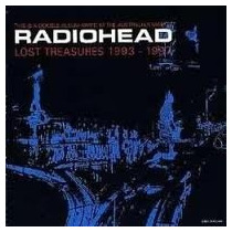 Radiohead:lost Treasures 2cds Australian Tour Edition