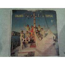 Excelente Disco Acetato De: Conjunto Acapulco Tropical