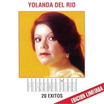 Cd Yolanda Del Rio, Personalidad. ¡¡excelente Estado!!