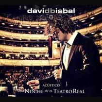 David Bisbal Una Noche En El Teatro Nuevo Envio Gratis Vmj