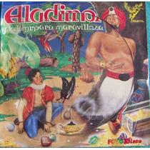 Walt Disney, Aladino Y La Lampara Maravillosa, Fotodisco 12´