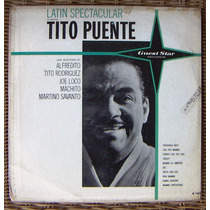 Afroantillana, Tito Puente, Latin Spectacular Lp 12´, Dvn