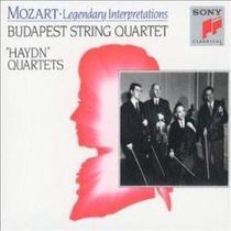 Budapest String Quartet - Mozart Cuartetos Caja 3cd Fdp