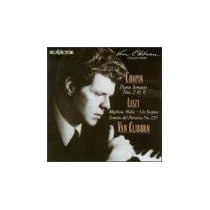 Piano Van Cliburn - Chopin Liszt Cd Bfn Rubinstein Arrau
