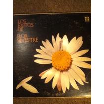 Disco Acetato De: Flor Silveste 3 Discos