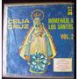 Afroantillana.celia Cruz Homenaje Los Santoz Vol. 2 Lp12 Dpa