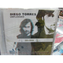 Diego Torres Unplugged Cd + Dvd Sellado
