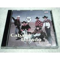 Cd Caballo Dorado - West 54 - Carretera 54 - Cd