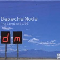 Depeche Mode:the Singles 81-98 Box Set Import 3cds