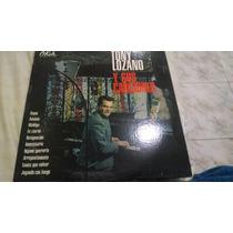Disco Vinil Vinilo Lp Tony Lozano Y Sus Canciones