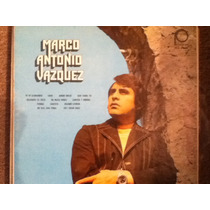 Disco Acetato De: Marco Antonio Vazquez