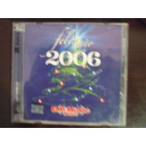 Feliz Año 2006 Cd Emi Music Mexi Compilado Español E Ingles