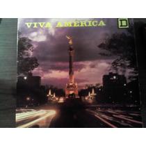 Disco Acetato De Viva America Tobbi Y Sus Amigos
